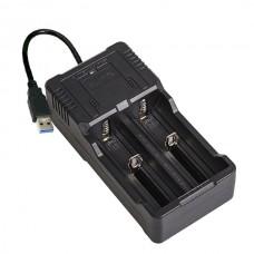 Batteriladdare för Li-ion, Supfire AC26